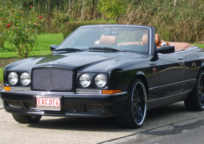Bentley Azure – Cabrio