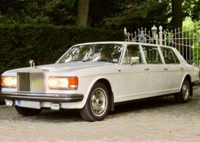 Rolls-Royce Silver Spirit Limousine