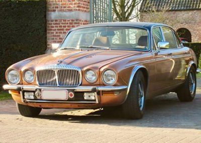 Jaguar Daimler Vandenplas V12 serie II